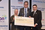 Junction Australia Connecting Communities Award 2016