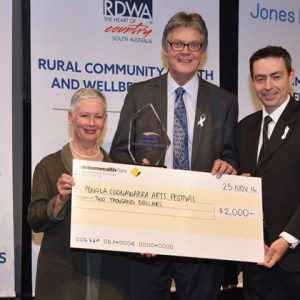 Junction Australia Connecting Communities Award 2016