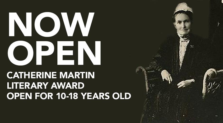 Catherine Martin Literary Award